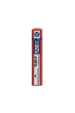 Faber Castell Kırmızı Tüp Grip Min 0,7 2b 60 Mm 120'li