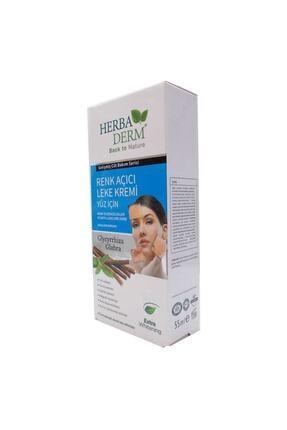 Herbaderm Herba Derm Renk Açıcı Leke Kremi Yüz Için 55 ml
