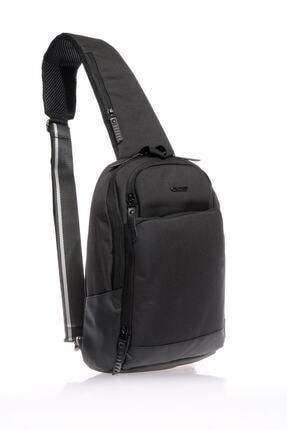 ÇÇS 31190 Siyah Unısex Cross Body Bag