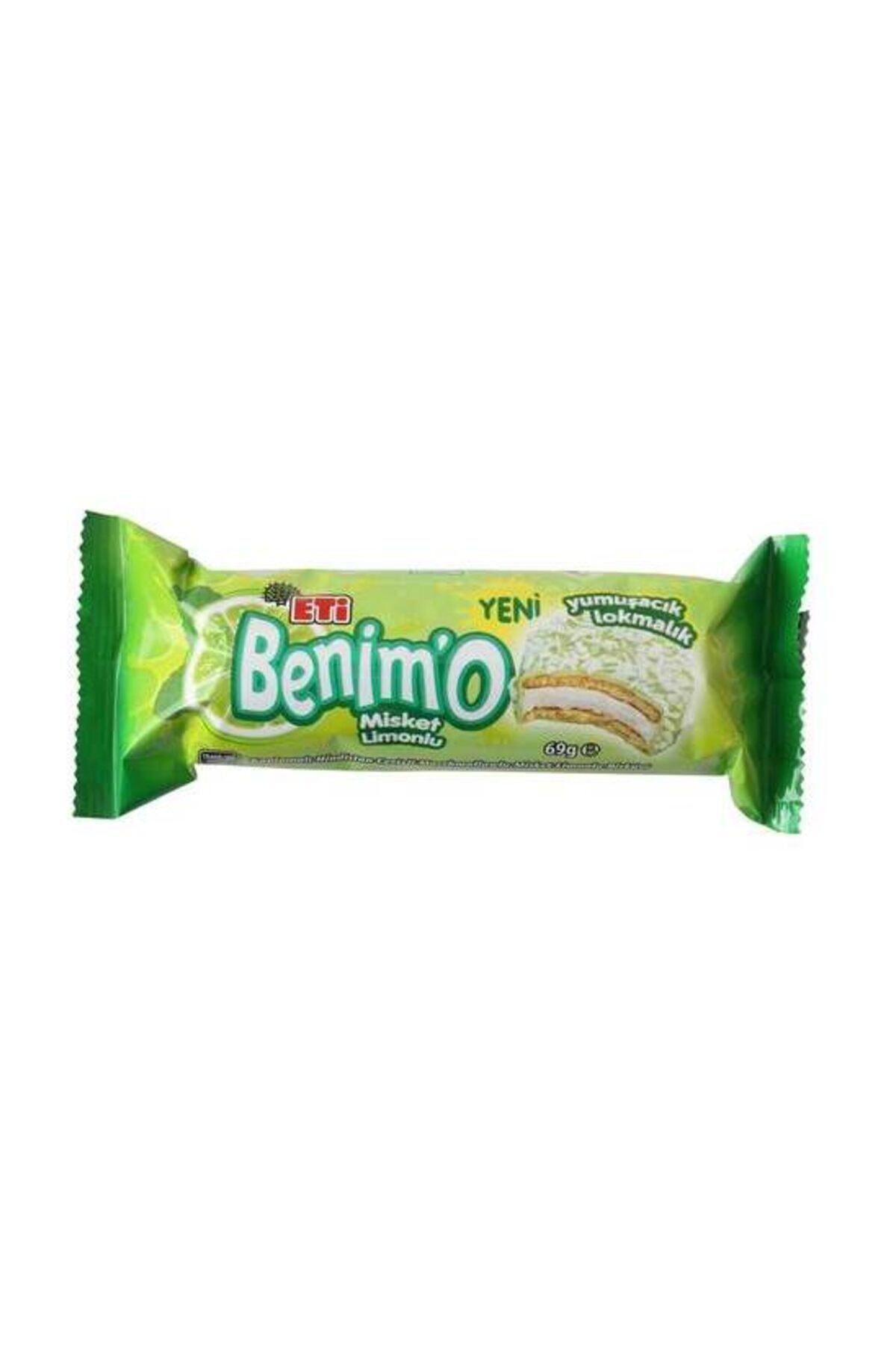 Eti Benimo Misket Limonlu 69 gr 2
