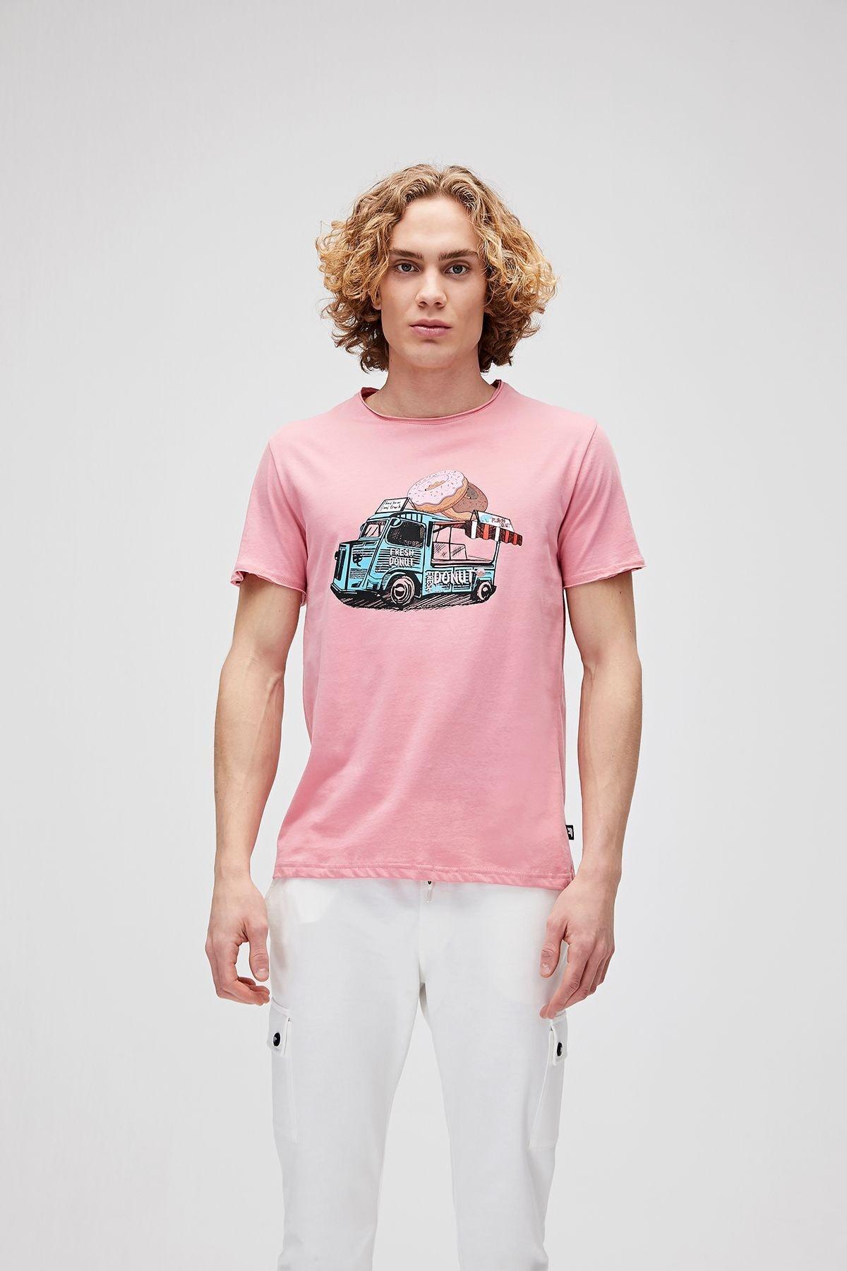 Bad Bear Erkek Donut Tee T-shirt 1
