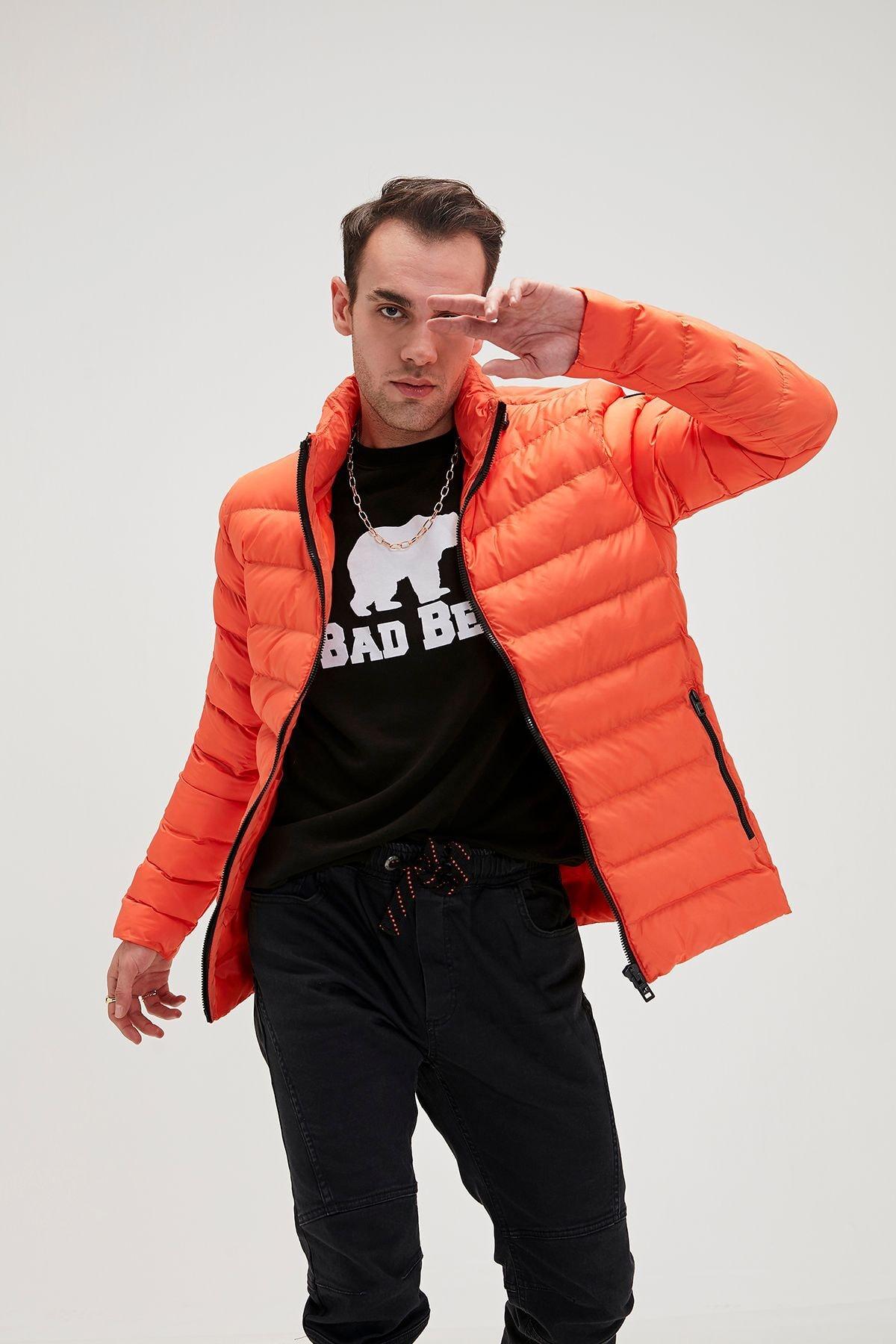 Bad Bear Erkek Şişme Mont 20.02.13.003 1