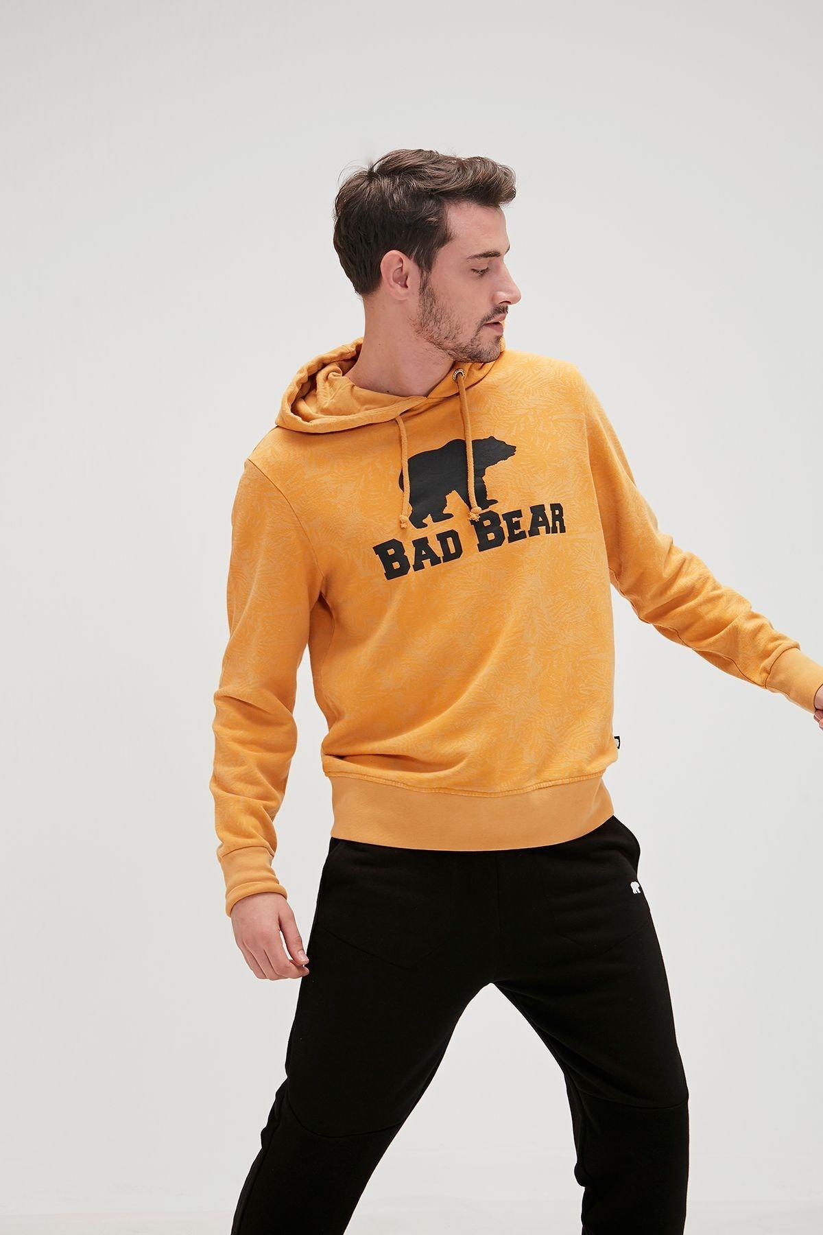 Bad Bear Erkek Sweatshirt Hoodıe 20.02.12.032 1