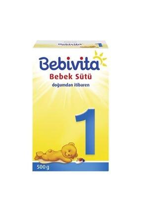 Bebivita Bebek Devam Sütü No1 500 Gr