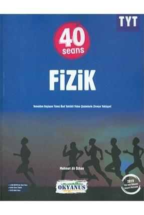 Okyanus Yayınları Tyt 40 Seansta Kolay Fizik