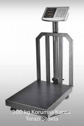 GOLD SRC 300 Kğ Terazi Elektronik Terazi Şarzlı Kantar Arka Korumalı Tartı 40x50 Cm Tabla Fiyat Hesaplamalı