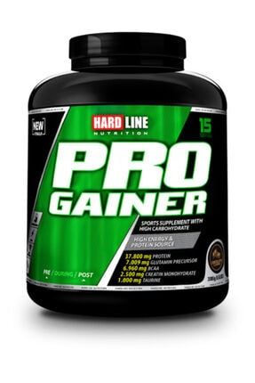 Hardline Pro Gainer 3000 Gr-muz