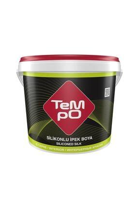 Tempo Silikonlu Ipek Iç Cephe Duvar Boyası 2,5 Lt Renk:siyah