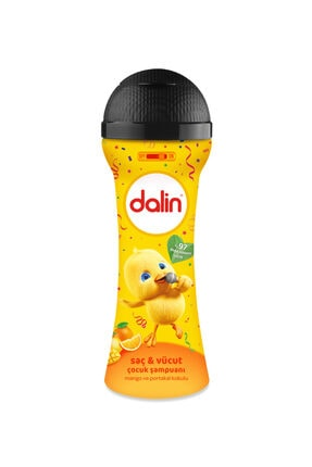 Dalin Gelecegin Yıldızları Şampuan Mango