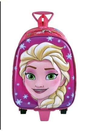 Kuzey Treend Çocuk Çekçek Anaokulu Valiz Elsa