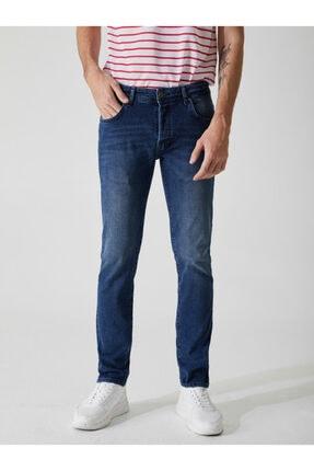 Ltb Erkek Mavi Hammond Dexter Wash Pantolon