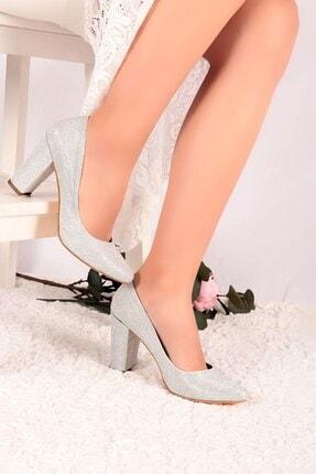 PUNTO Kadın Topuklu Ayakkabı 363003