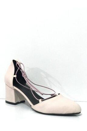 PUNTO Kadın Topuklu Ayakkabı 527139