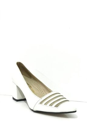 PUNTO Kadın Topuklu Ayakkabı 386018