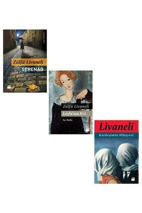 Doğan Kitap Serenad Leyla'nın Evi Kardeşimin Hikayesi 3 Kitap Set
