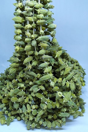 Tadıyla Kuru Çiçek Bamya 1 kg