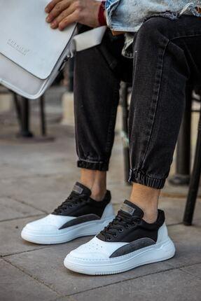 Chekich Ch115 Bt Erkek Ayakkabı Beyaz/antrasit/siyah
