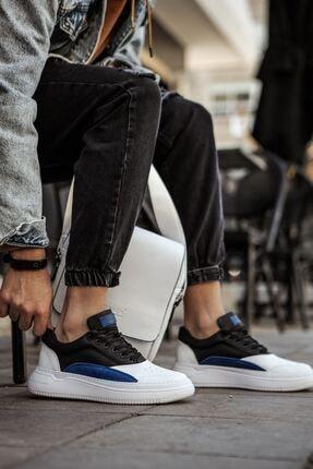 Chekich Ch115 Bt Erkek Ayakkabı Beyaz/sax Mavi/siyah