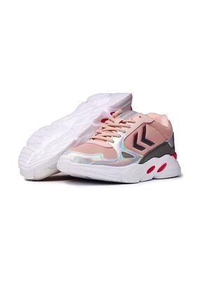 HUMMEL YORK GLAM-1 Pembe Kadın Sneaker Ayakkabı 100551112