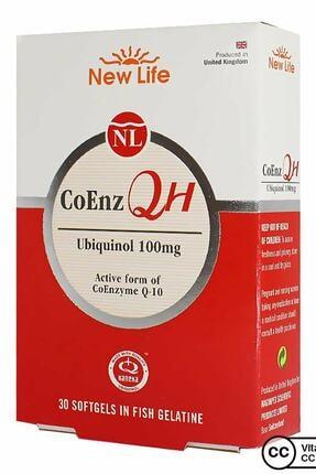 New Life Coenzqh 30 Kapsül