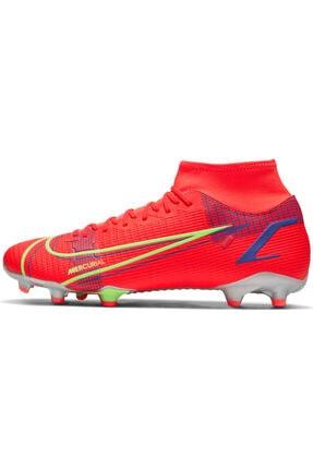 Nike Unisex  Cv0843-600 Superfly 8 Academy Fg/mg  Futbol Ayakkabı