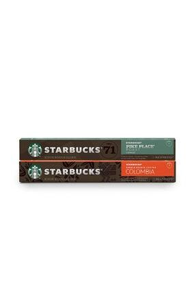 Starbucks Düvenci Toptan Kapsül Kahve 2' Li Set