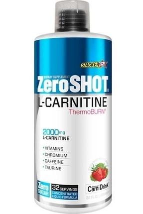 Zero Shot L-carnitine Yağ Yakıcı Termojenik Çilek Aroma 960ml