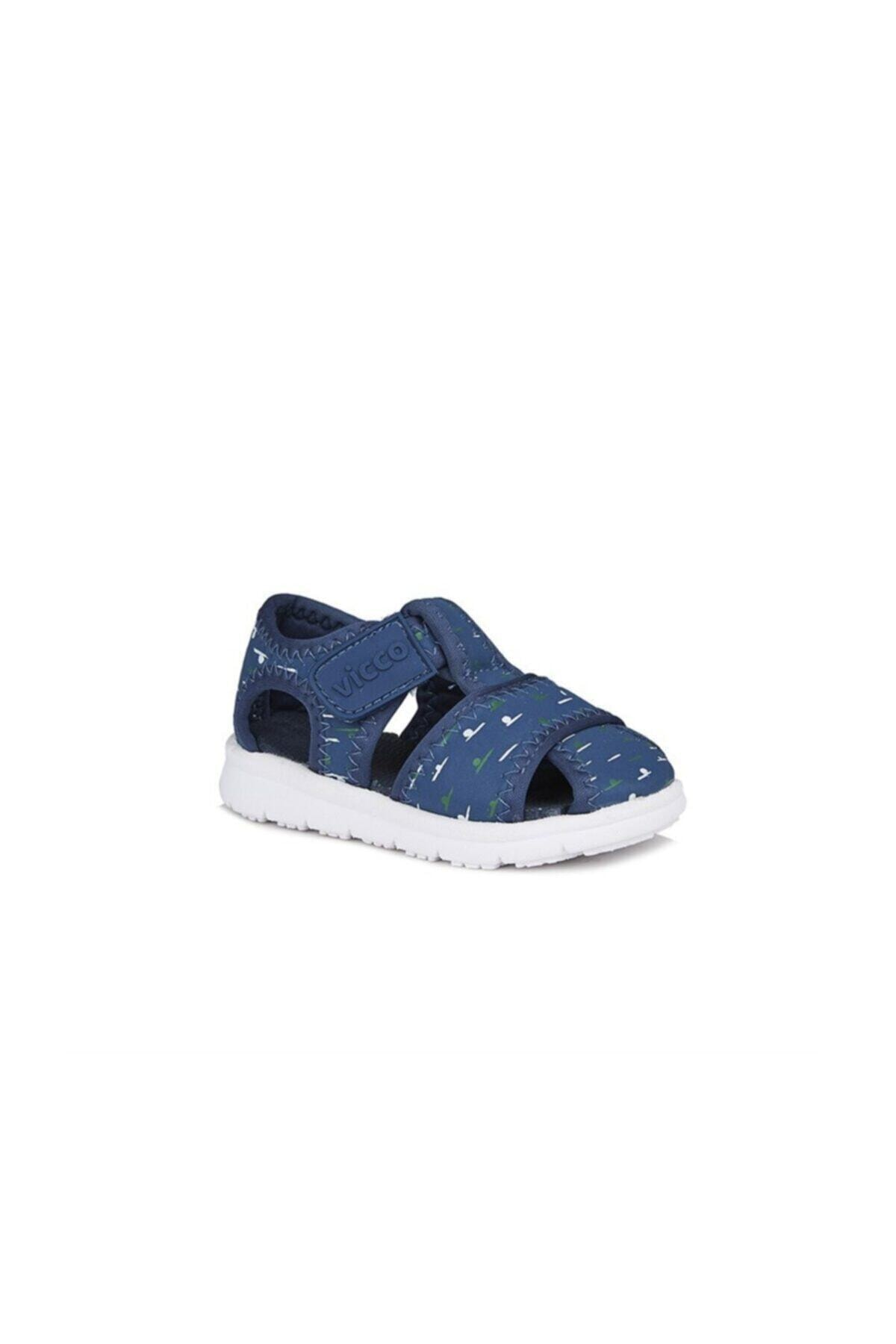 Vicco Bumba Unisex Çocuk Sandalet Lacivert 1