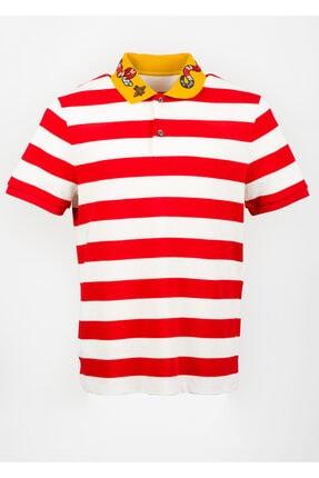Gucci Erkek Kırmızı T-Shirt