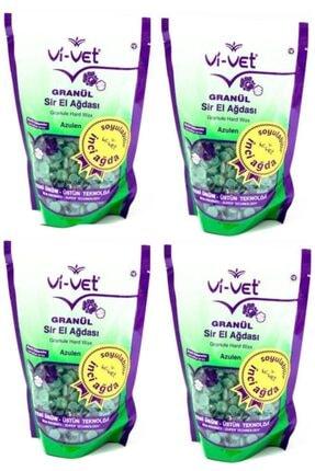 Vi-vet Soyulabilir Azulen Granül Boncuk Ağda 4 Adet 8697422251719