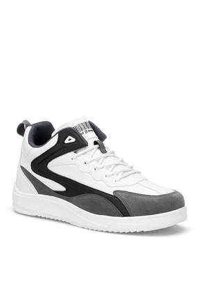 DARK SEER Beyaz Füme Erkek Sneaker