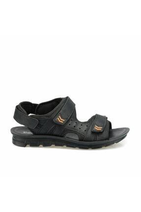 Polaris 160240.M Siyah Erkek Sandalet 100500958
