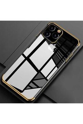 Cepaxesuar Iphone 12 Pro Max Kılıf Ultra Lüks Lazer Silikon