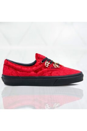Vans Kadın Kırmızı Ayakkabı - Vn0a4bv4v9g1