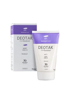 Deotak Koltukaltı Krem Deodorant Soft 35 ml