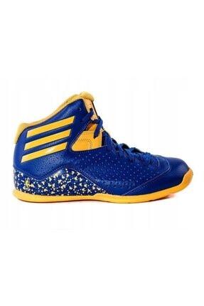 adidas Erkek Çocuk Mavi Basketbol Ayakkabısı