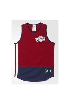 adidas Erkek Çocuk Kırmızı Atlet Aj1975