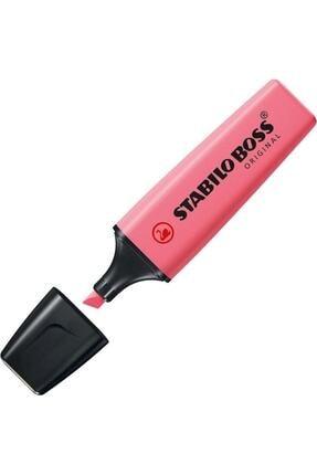 Stabilo Boss Orıgınal Pastel 70/150 - Gülpembe