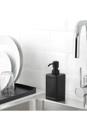IKEA Siyah Rınnıg Sıvı Sabunluk