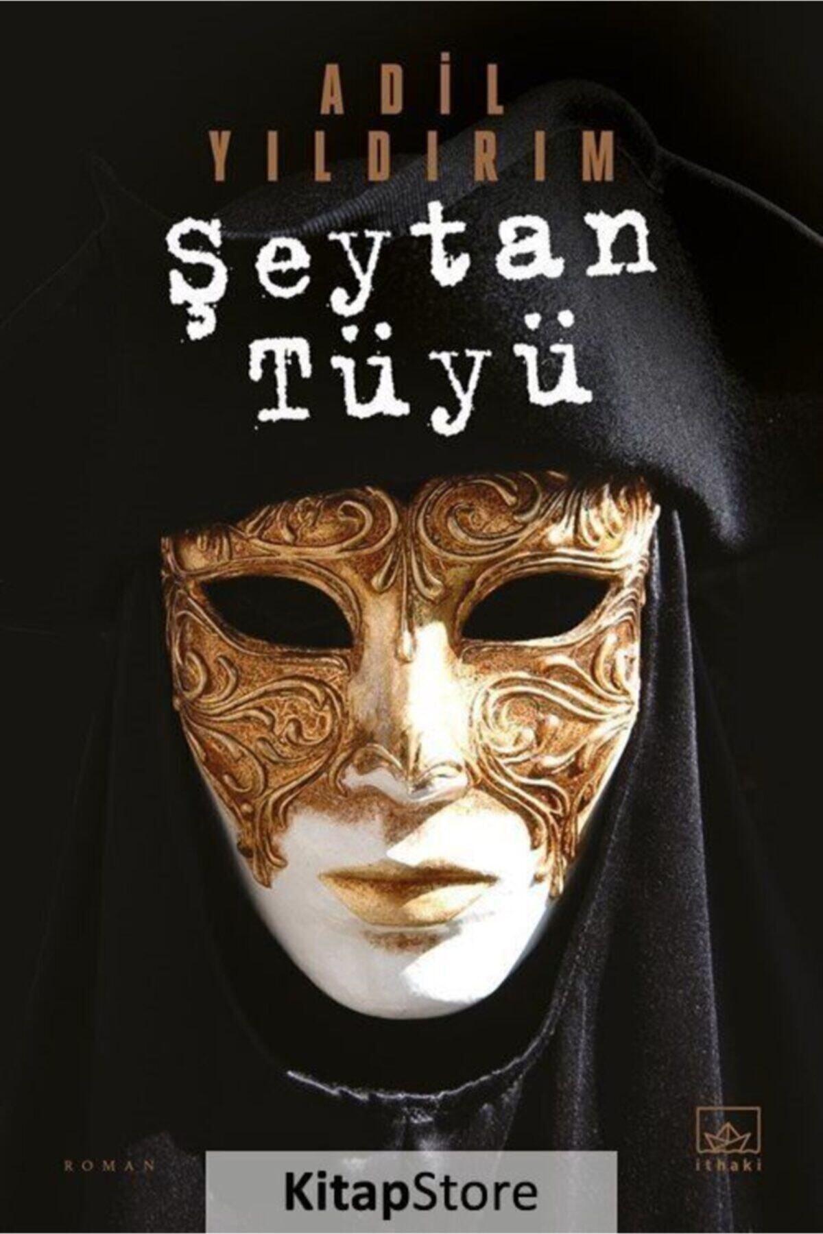 İthaki Yayınları Şeytan Tüyü 1