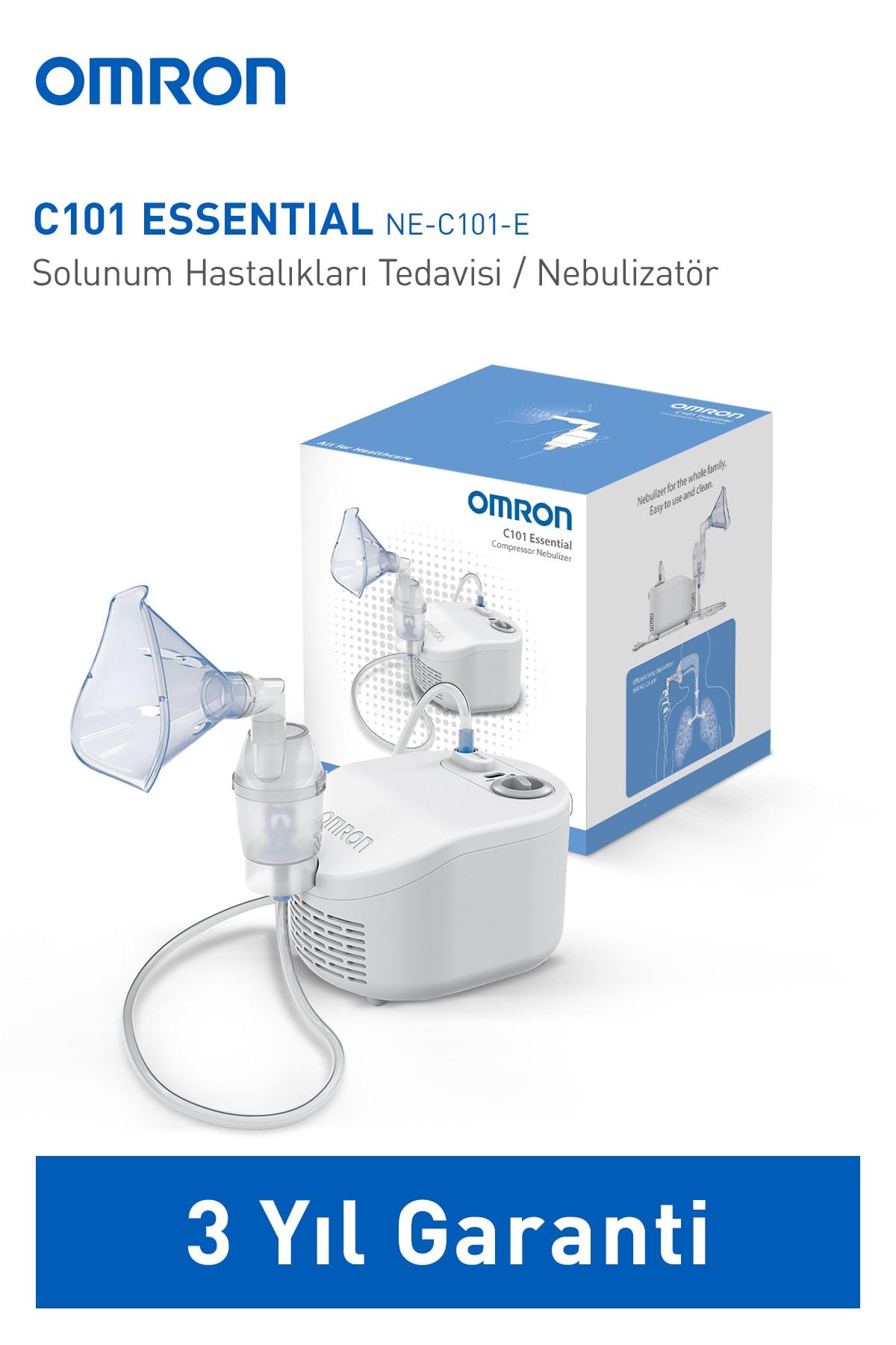 Omron Kompresörlü Nebulizatör Ne-c101 1