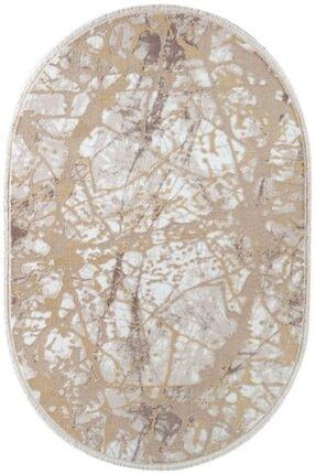 Bahariye Halı Astor 153x230 3804 Gold Oval