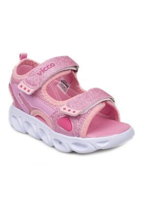 Vicco Kız Bebek Pembe Sandalet