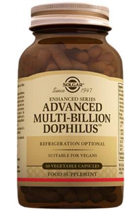 Solgar Advanced Multi-billion Dophilus 60 Bitkisel Kapsül