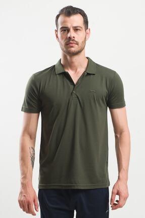 Slazenger Spırıt Erkek T-shirt Haki