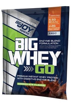 Bigjoy Sports Bigjoy Bigwheygo Whey Protein Tozu Çikolata 1 Adet