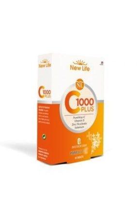 New Life Newlife C-1000 Plus 30 Tablet-skt:02/2023