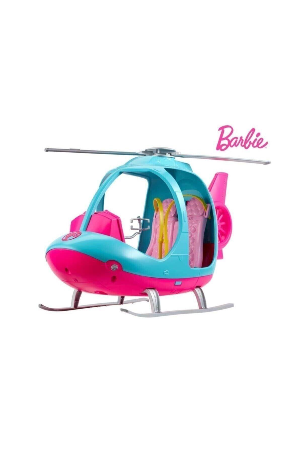 Barbie Pembe Helikopteri 2