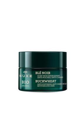 Nuxe Bio Organic Şişlik Ve Koyu Halka Görünümü Karşıtı Göz Kremi 15 ml