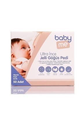 Baby&Me Ultra Ince Jelli Göğüs Pedi 50li